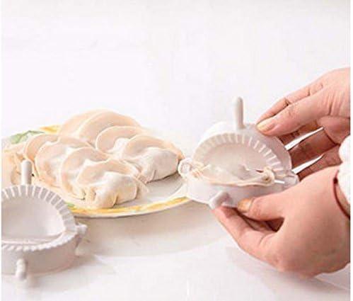 Clarashop 3 st/ücke Dr/ücken Ravioli Paste Pasteteig Kn/ödel Maker Gyoza Empanada Form Formwerkzeug
