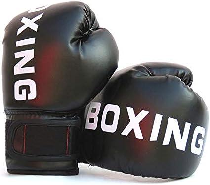 Saco de Boxeo 6oz FUMEI Guantes de Boxeo para Ni/ños para Sparring Muay Thai y Kick Boxing MMA