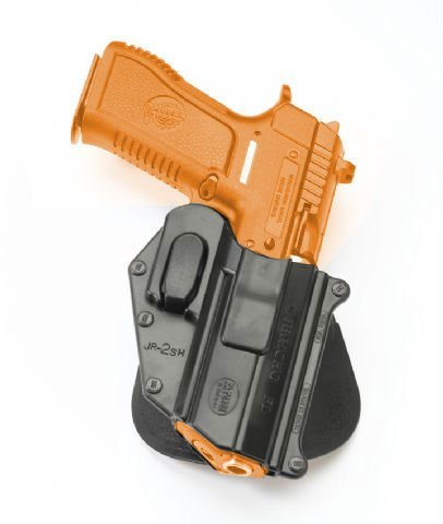 Fobus Roto / Retention Hand Gun Holster Model JR-2-RT. Fits to: IWI ( IMI ) Israel IWI (IMI) Jericho (Polymer) FL, FBL941, PSL,PL, Jericho (baby Eagle) FL (Polymer) FBL941, PSL, PL, FS. (Holster Fire Arm Fobus Roto)
