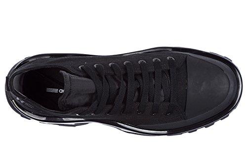 Adidas by Raf Simons zapatos zapatillas de deporte hombres nuevo negro