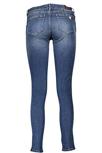 Blu Jeans Mujer Denim Jeans Baem W62AJ2D1GV3 GUESS qwtXg7
