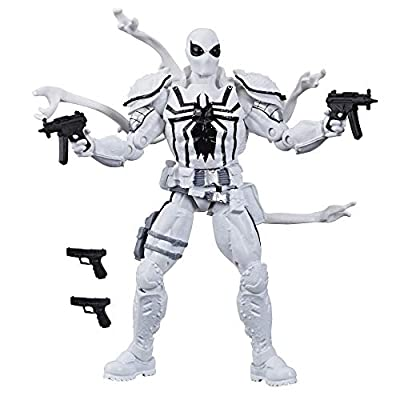 Marvel Legends Agent Anti-Venom 6-Inch Action Figure Exclusive: Toys & Games