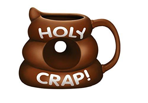 BigMouth Inc Holy Crap Mug