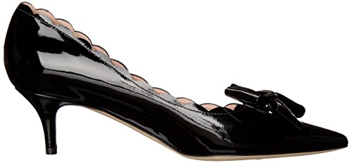 Maxine Patent spade kate Black Dress york Women's new Pump 6AICq