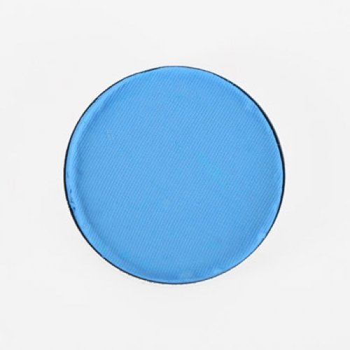 [Mehron Makeup Paradise AQ Face and Body Paint, LIGHT BLUE: Basic Series Refill- 7gm] (Blue Face Makeup)