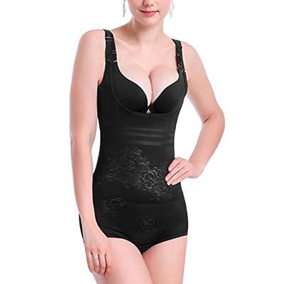 OLIKEME Women's Shaperwear,Adjustable Tummy Control Seamless Firm Control Waist Shaper For Women Body Shapewear by