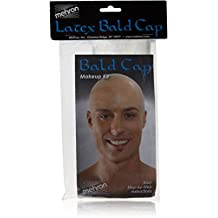 Mehron Professional Latex Bald Cap, Special Effects, Theatrical Bald Cap (BALD CAP ONLY)