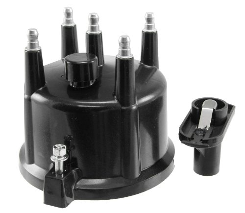 Jeep Distributor Cap Wrangler (Wells F2127 Distributor Cap and Rotor Kit)