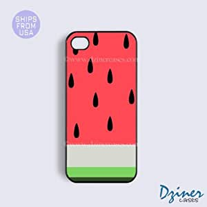 iPhone 6 Tough Case - 4.7 inch model - Water Melon Print iPhone Cover by icecream design