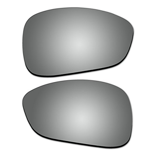 Replacement Titanium Polarized Lenses for Oakley Montefrio (Square O, Stretchline) - Oakley Mirror O Lenses Frame