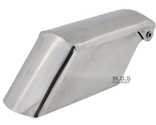 Ice Shaver Manual Raspador De Hielo Snow Cones Stainless Steel Heavy Duty NEW