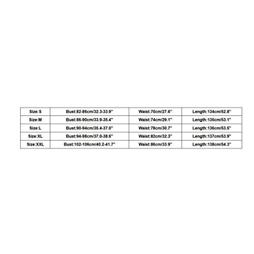 Mangas Verano Elegantes Dress 2018 Cielo Ansenesna con Primavera Vestidos Sin para Ganador Azul Mangas Sin Mujer OtoñO Noche Maxi Bodas Fiesta Largos V 84HqvwO8x