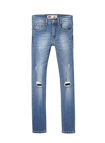 Per Bambino Blue Rotto 519 Levis Jeans fnIqHF00