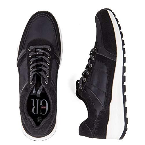 Rech Noires 42 Homme Georges Noir Baskets Sneakers Alexander dCxsQhrt