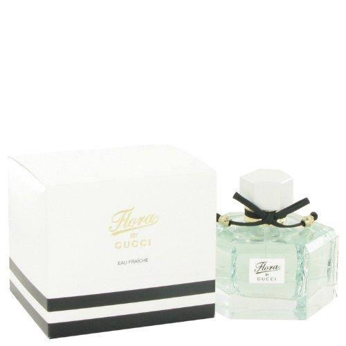 Gúcci Flȯra Perfumé For Women 2.5 oz Eau De Fraiche Spray + a FREE 2 oz Hand & Nail Cream