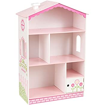KidKraft 14604 Dollhouse Cottage Bookcase 1515 X 1142 2598 Multicolor