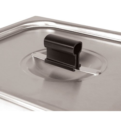 Vollrath Kool-Touch Clip-On Insulated Pan Cover Handle, Black