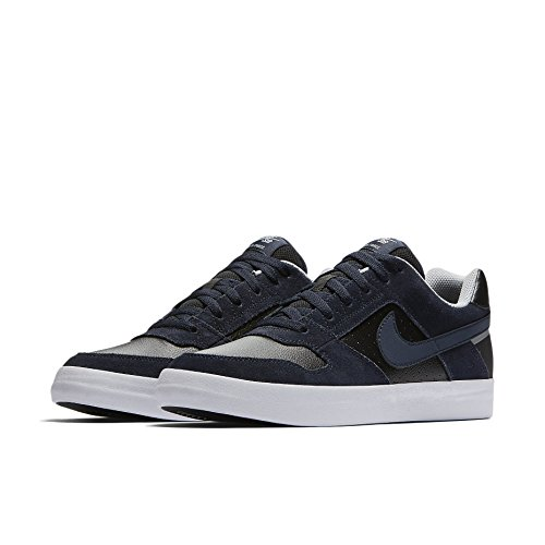 NIKE Men's SB Delta Force Vulc Skate Shoe Obsidian/Obsidian-black-wolf Grey sale very cheap looking for cheap online original online free shipping low price outlet find great z2BxzCU4