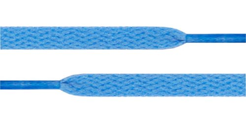 light blue laces - 2