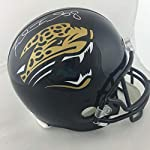83f1b535774 Fred Taylor Signed Helmet - Full Size Relpica coa - JSA Certified -  Autographed.