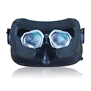 MDW Custom-made Near-sightedness Eyeglasses for HTC VIVE Virtual Reality Headset- Clearer Experience, Easy to Install and Remove, Perfect for Near-Sightedness VR users (custome made)