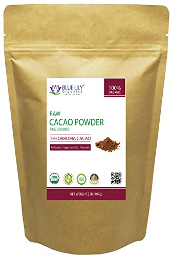 Cacao Powder Certified Unsweetened Antioxidant product image