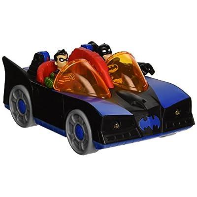 Fisher-Price Imaginext Super Friends Batman & Robin: Toys & Games