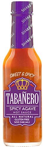 Tabañero Agave Sweet & Spicy 5 oz Bottle
