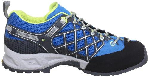 SALEWA WS Wildfire GTX, Zapatillas de Senderismo Para Mujer Azul (Davos/Sulphur 8494)