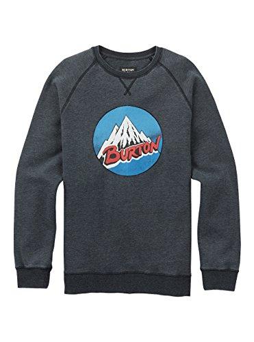 Burton Retro Mountain Crew Sweatshirt Mens