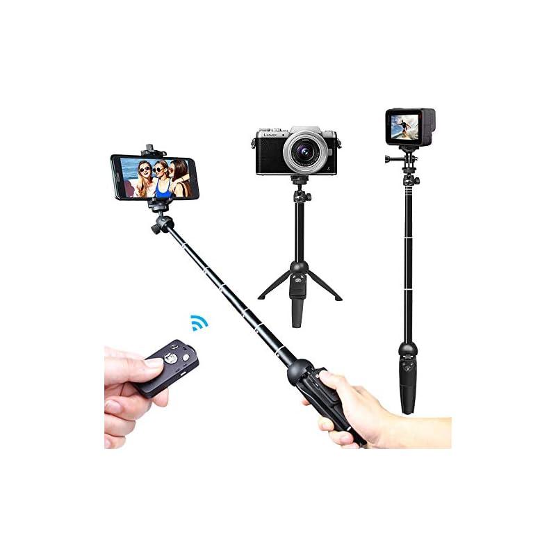 Selfie Stick, Venfoto 39.4 in Extendable