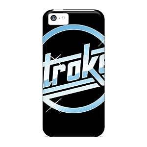 PhilHolmes Iphone 5c Shock Absorption Hard Phone Cases Custom Vivid Michael Stipe Image [FYs5295JEuz]