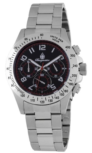 Burgmeister Men's BM212-121A Houston Chronograph Watch