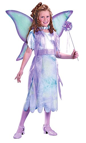Water Fairy Halloween Costume (girls - Watercolor Fairy Child Med Halloween Costume - Child Medium)