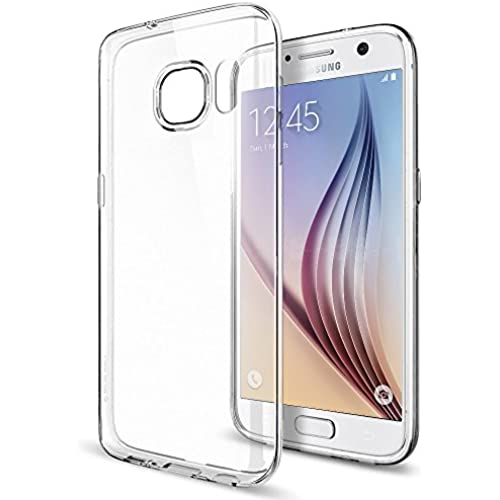 Galaxy S7 Case, AMBM Ultra Slim Thin Soft TPU Clear Back Cover for Samsung Galaxy S7 - Crystal Clear Sales