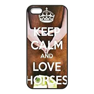 Horse CUSTOM Cell Phone Case for iPhone 5,5S LMc-81270 at LaiMc
