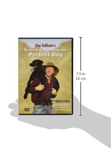 Perfect-Dog-2-Disc-DVD-Set-Don-Sullivans-Secrets-to-Train-The-Perfect-Dog