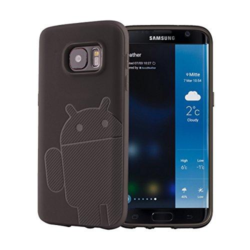 TPU Neo Hybrid Case for Samsung Galaxy S7 Edge (Grey) - 5