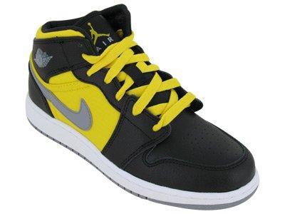 Jordan PhatgsBaskets Enfant 1 6 38 050 Nike Jaune 5 364771 Air cRqS5L34Aj