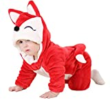 DQdq Unisex Baby Halloween Costume Autumn Outfit Spring Jumpsuits