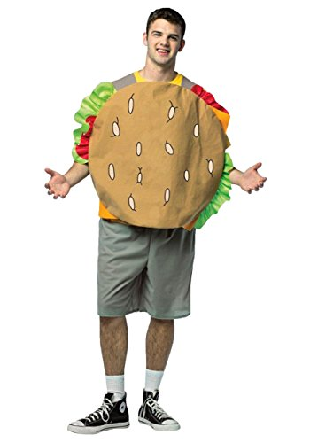 Bobs Burgers Gene Adult Costume - One Size