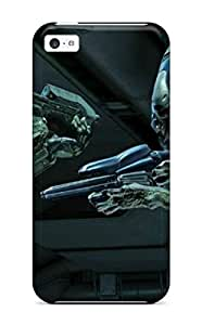 Minnie R. Brungardt's Shop Lovers Gifts New Cute Funny Excellent Halo Screen Shot Halo24 Case Cover/ Iphone 5c Case Cover 6825217K76888051