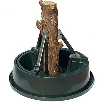 Amazon.com: Heavy Duty Christmas Tree Stand - 3 Brace Standtastic ...