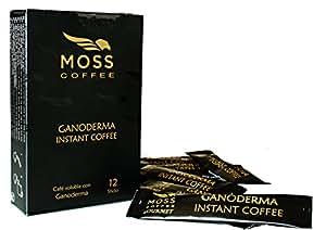 DISPONIBLE EN NUESTRA WEB - Moss Coffee - Café Ganoderma 36 Sticks - ENVIO GRATIS A ESPAÑA
