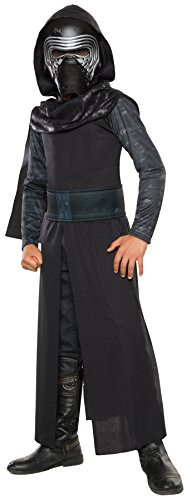 Childrens Clown Outfits (UHC Boy's Star Wars Kylo Ren Theme Outfit Party Kids Halloweem Costume, M (8-10))