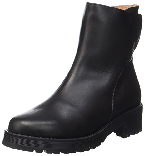 Ellen Mujer L Bear 110 Fur Negro The para Botas Black Shoe qPCRE70