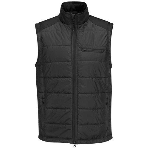 Propper Men's El Jefe Puff Vest, Charcoal Grey, Large