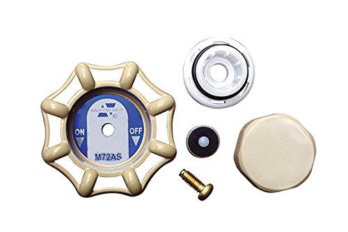 American Valve M72AS-HASK Sillcock Valve Repair Kit, Brown