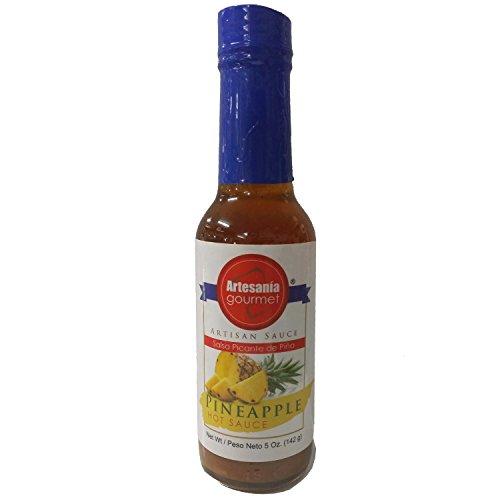 HOT SAUCE PINEAPPLE ( Salsa Picante de Piña)