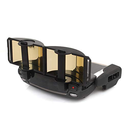 - Lebeauty Signal Booster Foldable Parabolic Signal Booster Range Extender Antenna Extender Compatible for DJI Mavic Pro Mavic 2/Zoom/Air Spark Signal Booster Antenna Range Extender Gold